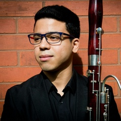 Andres Yauri Bassoonist in Manchester