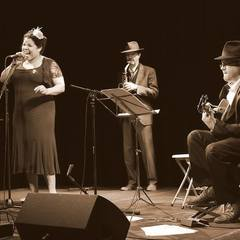 Ma Bessie & Her Pigfoot Band Jazz Band in Reading