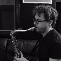 Nick Briggs Saxophone Player in London