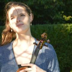 Irma Vastakaite Violinist in London
