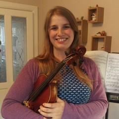 Lorna Williamson Violinist in Glasgow