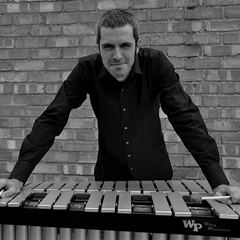 Derek Scurll Percussionist in Cambridge