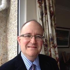 David Toone Violinist in Bath