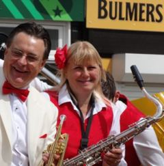 Anne Holder Oboe Player in Oldham