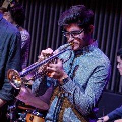 Ashton Smith Trumpeter in Birmingham