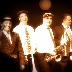 Kitty's Little Big Band Jazz Band in the UK