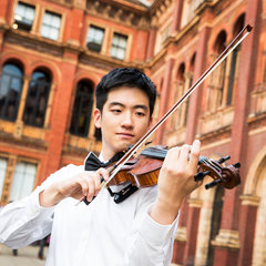 Sean Choi Violinist in London
