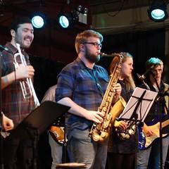 John Pearmain Saxophone Player in Leeds
