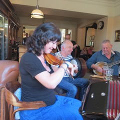 Gill Collins Violinist in Portsmouth