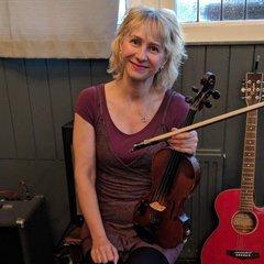 Catherine Lemmon Violinist in London