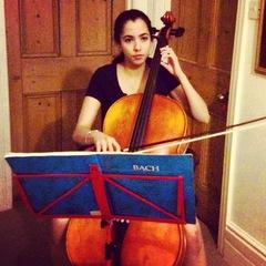 Hannah Bonini Cellist in London