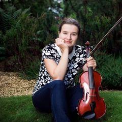 Iveta Hlavenkova Violinist in Manchester