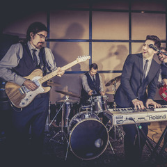 The Party Brigade Wedding Band in the UK