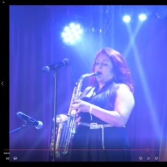 Rita Pereira Saxophone Player in Coventry