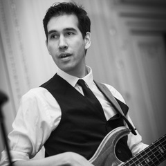 Alex Kundig Guitarist in London