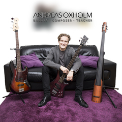 Andreas Oxholm Bass Guitarist in Liverpool