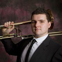 Jamie Payne Trombone Player in Ely