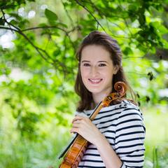 Eve Kennedy Violinist in Glasgow