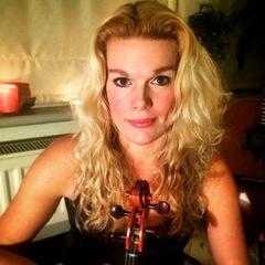 Angelina Bjerregaard Violinist in York