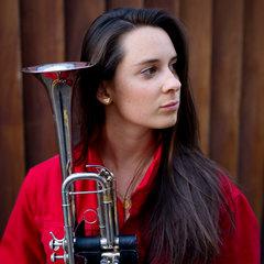 Erika Curbelo Trumpeter in London