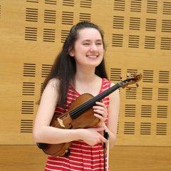Amelia Dew Violinist in Manchester