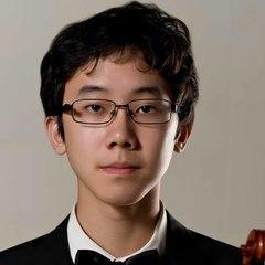 Man Chun Yu Violinist in Birmingham