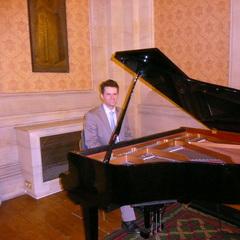 Richard Gibson Pianist in Birmingham