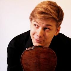 Erkki Louko Violinist in Manchester