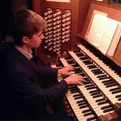 Josh Roebuck Organist in Coventry