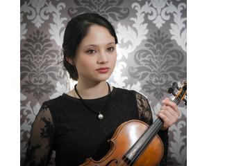 Patrizia Lichtscheidl Violinist in London