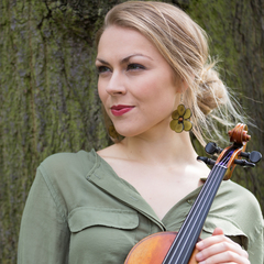 Rose Hinton Violinist in the UK