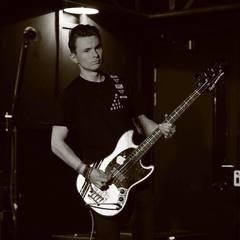 Dom Wood Bass Guitarist in Newcastle