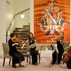 Rivoli String Quartet String Quartet in the UK