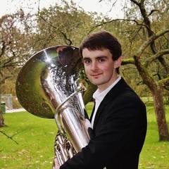 Peter Greenwood Tuba Player in Bristol