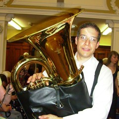 Jason Griffin Tuba Player in Peterborough