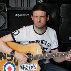 Zac Whitaker Singer in the UK