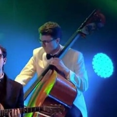 Andrew Vickers Double Bass Player in Liverpool