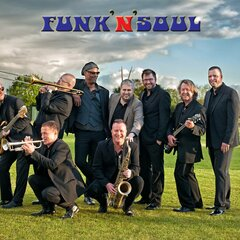 Funk'N'Soul Function Band Wedding Band in Birmingham