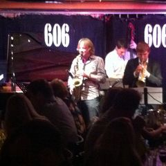 Matt Wates Sextet Jazz Band in the UK