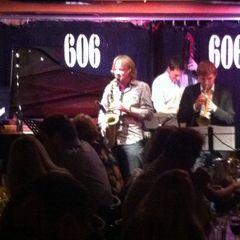 Matt Wates Sextet Jazz Band in London
