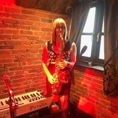 Nicola Watson Saxophone Player in Coventry