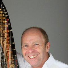 Graham West Harpist in the UK