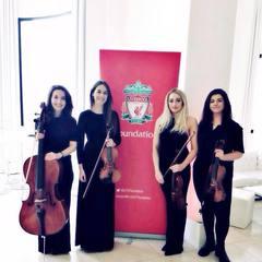 Echo String Quartet String Quartet in Liverpool