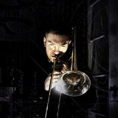 Jason Holcomb Trombone Player in Gateshead