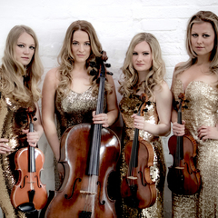 Gold Quartet String Quartet in London