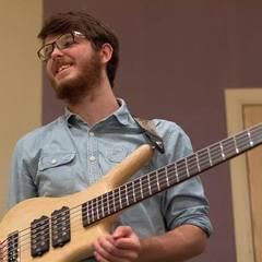 James Chatfield Bass Guitarist in Birmingham