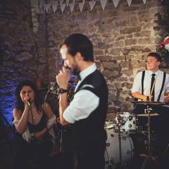 Busta Groove Wedding Band in the UK