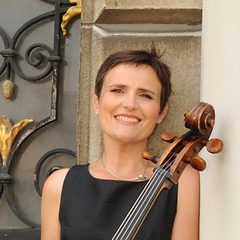 Abigail Trundle Cellist in the UK