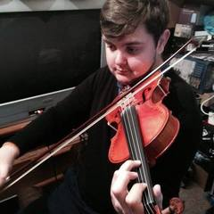 Richard Ivory Violinist in Manchester