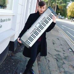Bradley Birkholz Pianist in Cardiff